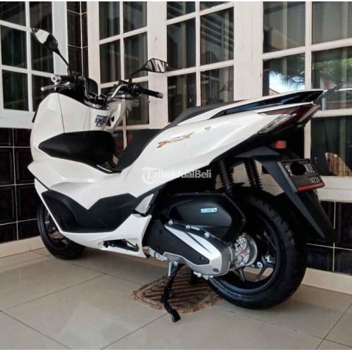 Motor Honda PCX 160 ABS Tahun 2021 Bekas Like New Pajak Panjang - Tangerang