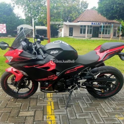 Motor All New Kawasaki Ninja 250 SE ABS 2018 Bekas Pajak Hidup - Gresik