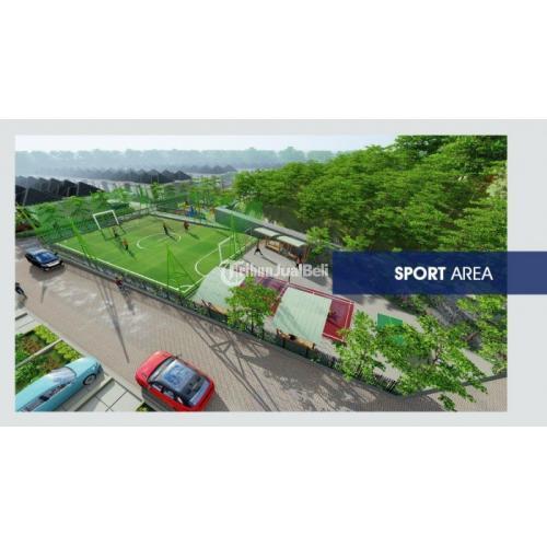 Dijual Rumah Cluster Mewah Murah LB/LT 32/60 Di Ciseeng - Bogor