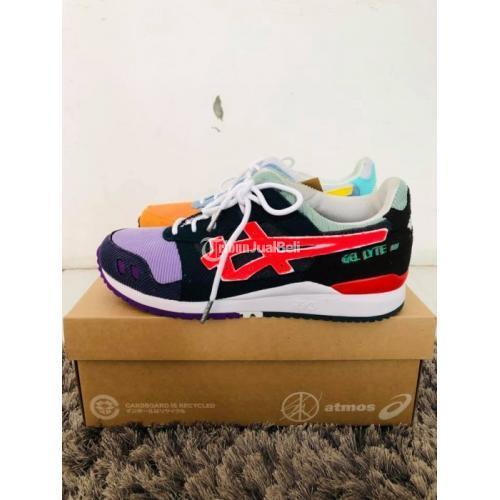 Sepatu Asics Gel-Lyte III Sean Wotherspoon x Atmos US 8/41 BNIB - Bekasi