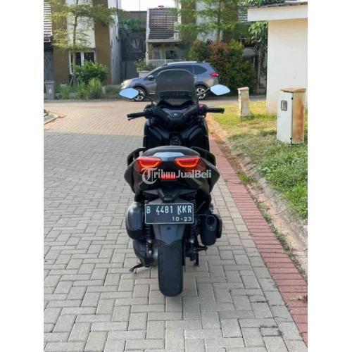 Motor Yamaha Xmax 250 2018 Bekas Like New Surat Lengkap Pajak Aman - Jakarta
