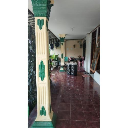Dijual Rumah Bebas Banjir 4KT 1KM Belakang 100m dari Jl. Abdul Rahman Saleh - Semarang