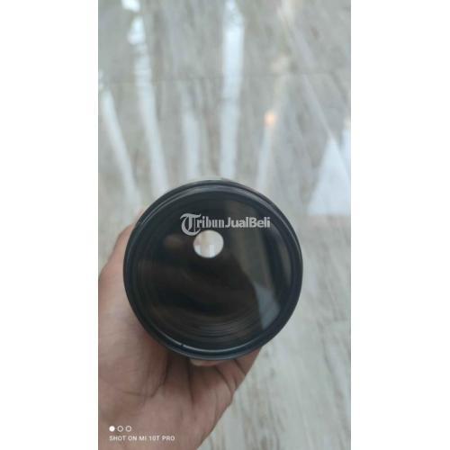 Lensa Canon 60D Sepaket ada 3 Lensa Bekas Bebas Jamur - Surabaya