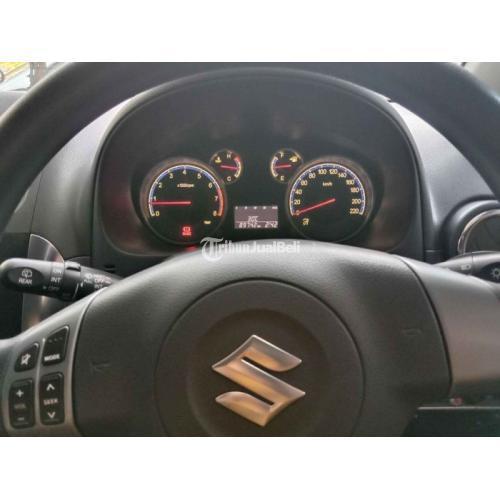 Mobil Suzuki X-Over Sx4 RC1 Manual Facelift 2013 Bekas Pajak Panjang - Tangerang
