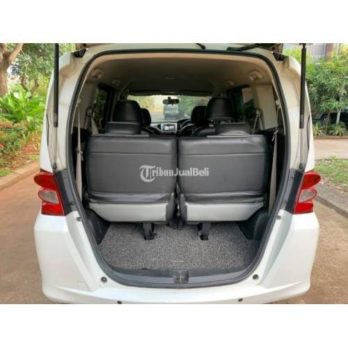 Mobil Honda Freed AT 2011 Bekas Mulus Pajak Hidup Siap Pakai - Bekasi