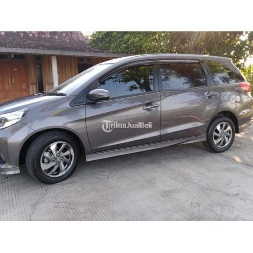 Mobil Honda Mobilio E CVT Prestige Matic 2019 Bekas KM Rendah Pajak Panjang - Semarang