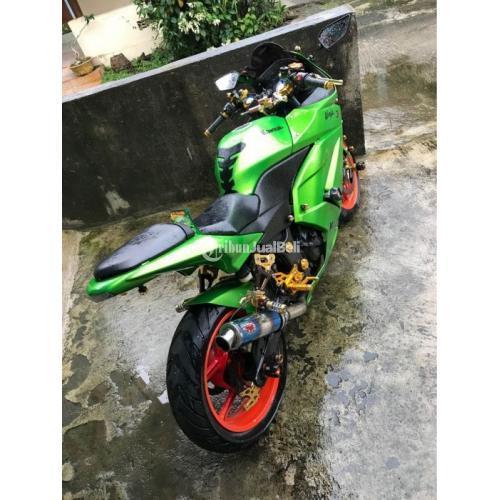 Kawasaki Ninja 250R 2012 Build Up Thailand Bekas Surat Lengkap - Klaten