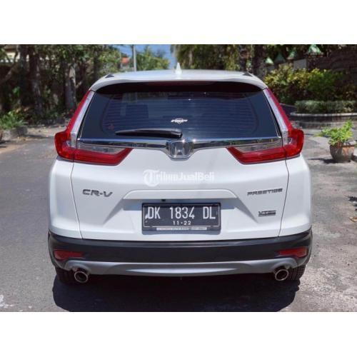 Mobil Honda CRV Turbo Prestige 1.5 AT 2017 Bekas Tangan1 Terawat - Denpasar