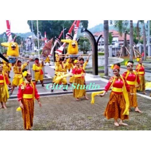 Sanggar Sisingaan Citra Bisa untuk Segala Acara Diiringi Musik Jawa Barat - Jakarta Selatan