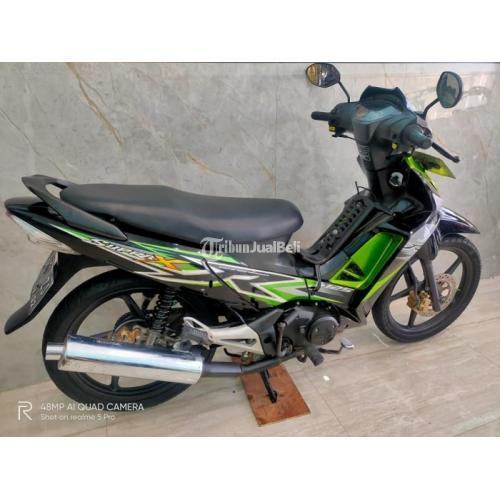 Motor Honda Supra X 2012 Bekas Surat Lengkap Kelistrikan Normal - Surabaya