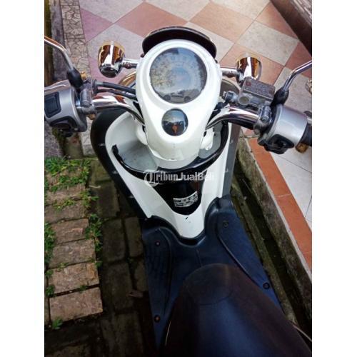 Motor Honda Scoopy 2011 Bekas Surat Lengkap Mesin Normal Harga Nego - Tabanan