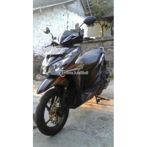 Motor Honda Vario Tehcno 125 PGM FI CBS ISS 2013 Bekas Pajak Baru - Badung