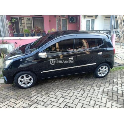 Mobil Toyota Agya 1.0 G AT 2016 Hitam Bekas Surat Lengkap Siap Pakai - Bogor