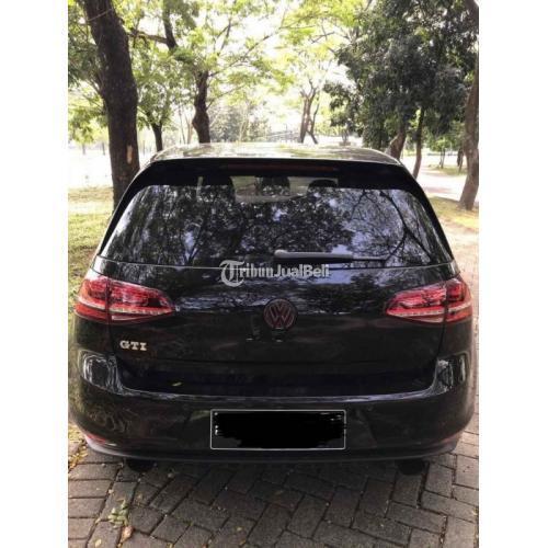 Mobil Volkswagen Golf Gti 2014 Bekas Like New Terawat Pajak Panjang - Surabaya