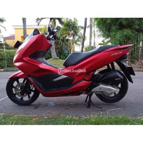 Motor Honda PCX 2018 Bekas Surat Lengkap Pajak Hidup Harga Nego - Sidoarjo