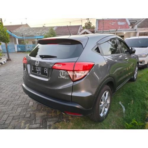 Mobil Honda HR-V E CTV 2015 Matic Bekas Kelistrikan Normal Mulus - Surabaya