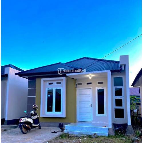 Dijual Rumah Cantik Minimalis Type 36 Perumahan Cadek Village - Aceh Besar