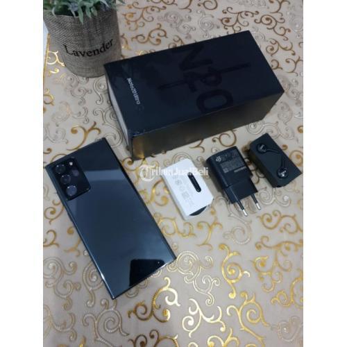 HP Samsung Note 20 Ultra Resmi SEIN Bekas Mulus Fullset Orisinil - Pasuruan