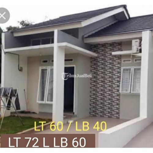Dijual Rumah Cluster Sarma Perigi Lama Tanpa Bunga Promo DP Hanya 200 Jutaan - Tangerang Selatan