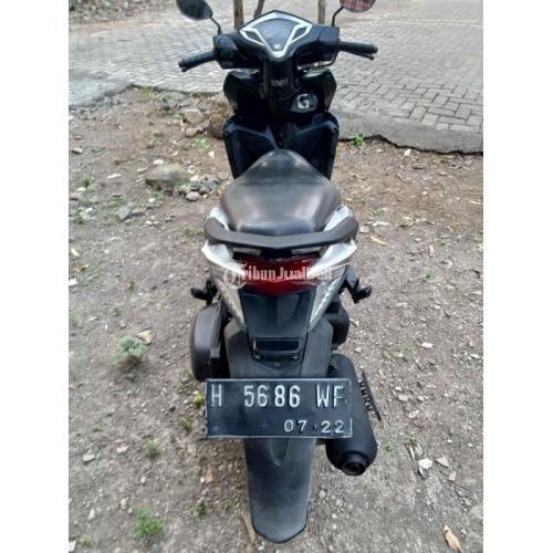 Motor Honda Vario 125 Fi 2012 Bekas Surat Lengkap Body Mulus - Semarang