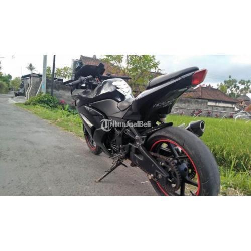 Motor Kawasaki Ninja 2012 Bekas Surat Lengkap Kondisi Normal Nego - Denpasar