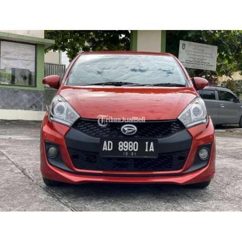 Mobil Daihatsu Sirion M Sporty Matic 2016 Bekas Tangan1 Terawat Harga Nego - Solo
