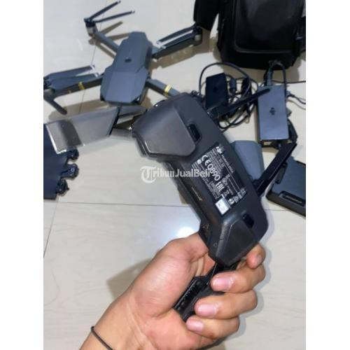 Drone DJI Mavic Pro Bekas Normal Original Lengkap Jarang Pakai - Jogja