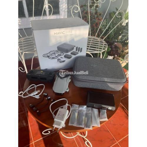 Drone DJI Mavic Mini Fly More Combo Fullset Bekas Mulus Normal - Jogja