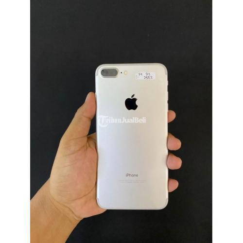HP iPhone 7 Plus 32 GB Mulus Fullset Bekas Like New Nominus - Solo