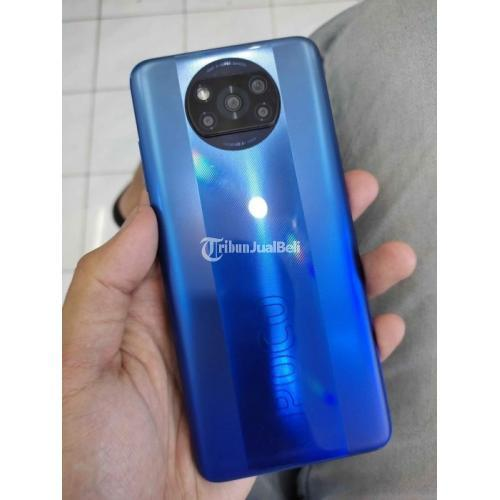 HP Poco X3 Pro 8/256GB Bekas Fullset Like New Lengkap Nota - Jogja