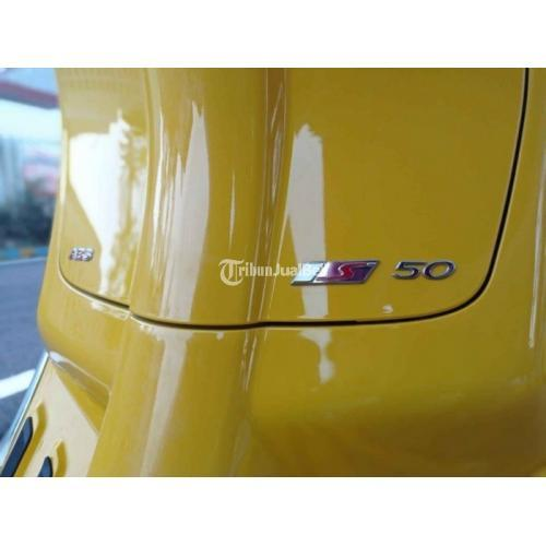 Motor Vespa Sprint I-get 2021 Yellow Bumblebee Bekas Tangan 1Terawat - Malang
