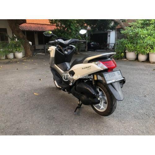 Motor Yamaha Nmax 2019 Putih Bekas Mulus No PR Pajak Hidup - Semarang