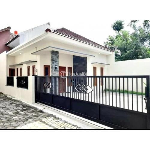 Rumah Baru Minimalis Type 70 Carport 2 Monil Legalitas SHM IMB - Yogyakarta
