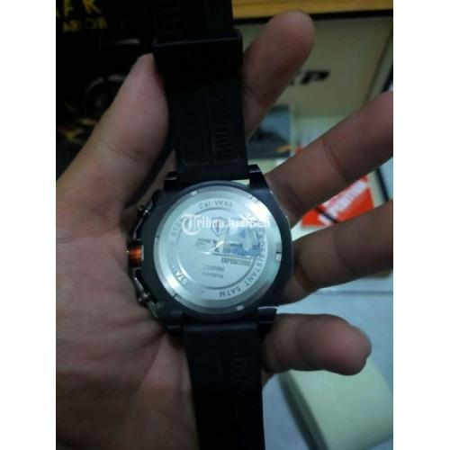 Jam Tangan Expedition 3009 E3009MCR Rubber Bekas Like New - Surabaya