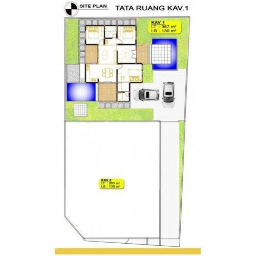Dijual Rumah Baru Mewah Modern Waterpool Harga Murah Luas 387m² - Sleman