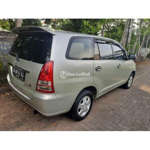 Mobil Toyota Kijang Innova Tipe 2.0 G 2006 Matic Bekas Mesin Normal - Semarang