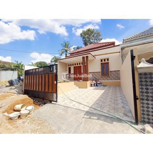 Dijual Rumah Baru Minimalis Tipe 58/127 Lokasi Strategis Garansi 1 Tahun - Semarang