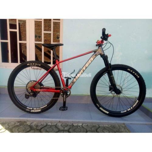 Sepeda MTB United Clovis 5.10 Frame M Alloy Bekas Upgrade Stang - Cirebon