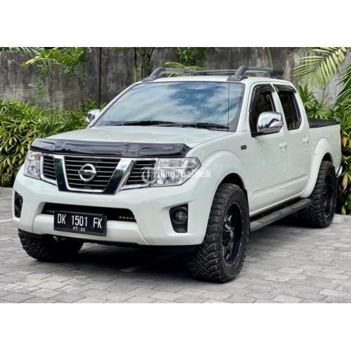 Mobil Nissan Navara 2015 Tipe Sport Version 4x4 Matic Bekas Pajak Baru - Badung