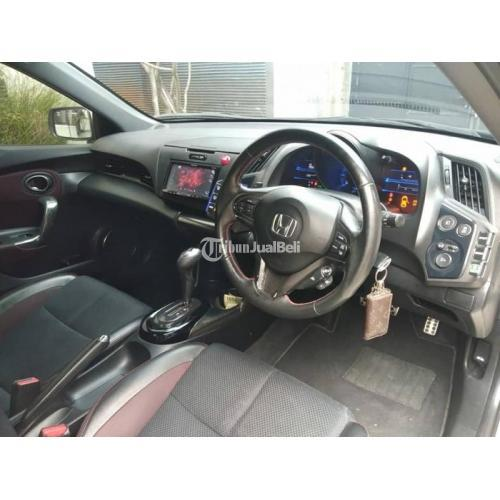 Mobil Honda CR-Z 1.5 Matic 2013 Bekas Terawat Full Orisinil Like New - Sukabumi