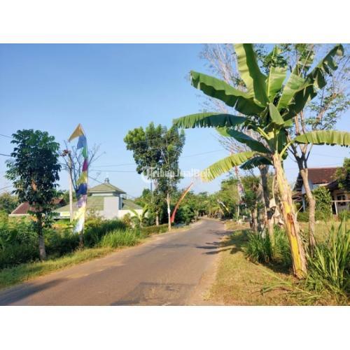 Dijual Tanah Luas 1271m2 Tepi Jl.Raya Mojogedang - Karanganyar