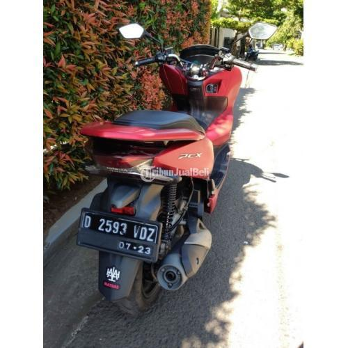 Motor Honda PCX 2018 Bekas Terawat Surat Lengkap Pajak Panjang - Bandung
