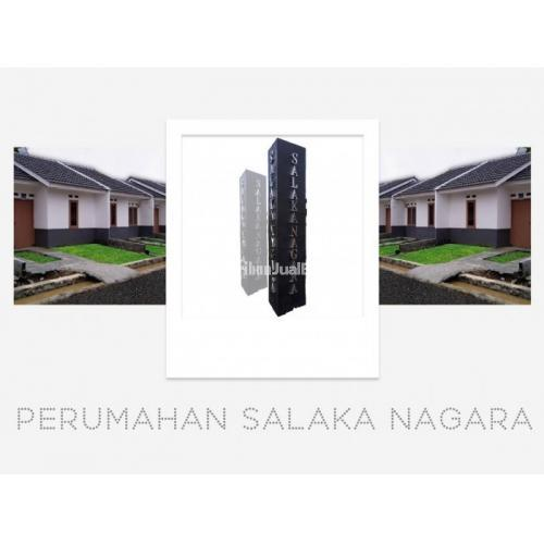 Dijual Rumah Perumahan Salaka Nagara Siap Huni - Tangerang