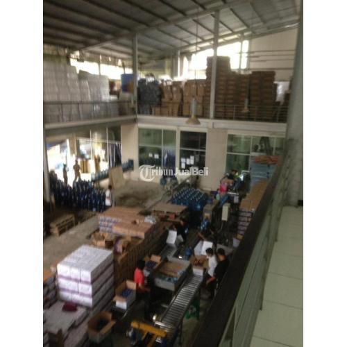Dijual Pabrik AMDK Harga Nego di Daerah Sentul - Bogor