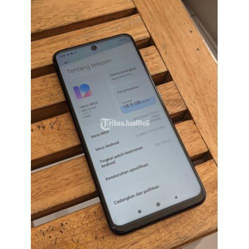 HP Xiaomi Redmi Note 9 Pro 6/64GB Bekas Fullset Mulus - Sukabumi