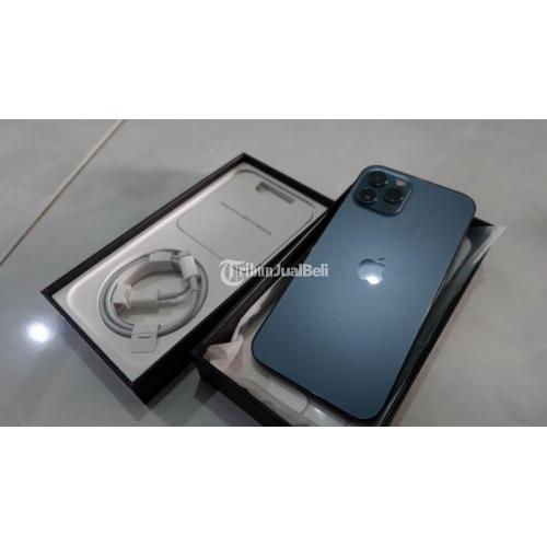 HP Apple iPhone 12 Pro 256GB Bekas iBox Garansi On Like New Mulus - Sidoarjo