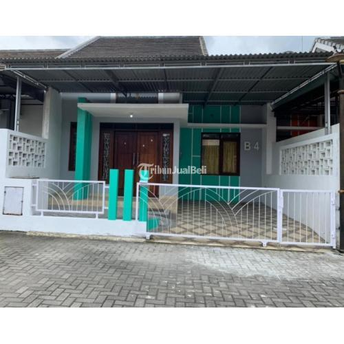 Dijual Rumah Lokasi Strategis 2 KT 2 KM One Gate System - Yogyakarta