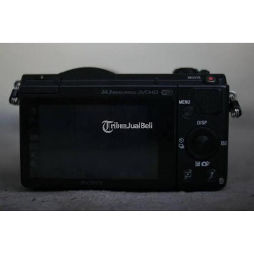 Kamera Mirrorless Sony A5100 Fullset Bekas Mulus Harga Nego - Blitar