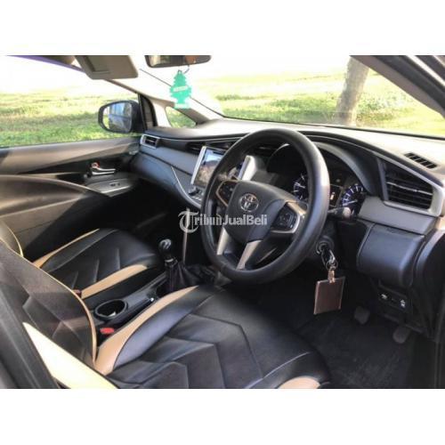 Mobil Toyota Innova Reborn V Diesel 2016 Manual Bekas Tangan 1 Mulus - Surabaya