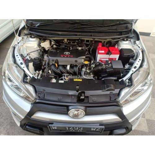 Mobil Toyota All New Yaris S TRD Sportivo 2014 Bekas Terawat Pajak Baru - Sidoarjo